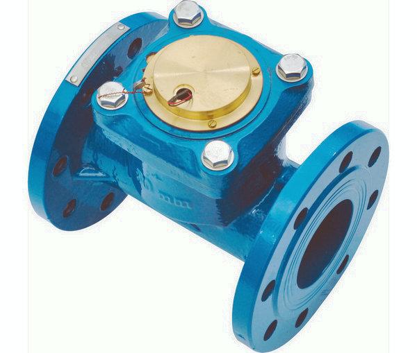 Horizontal Rotor Flow Sensor (Non-magnetic)