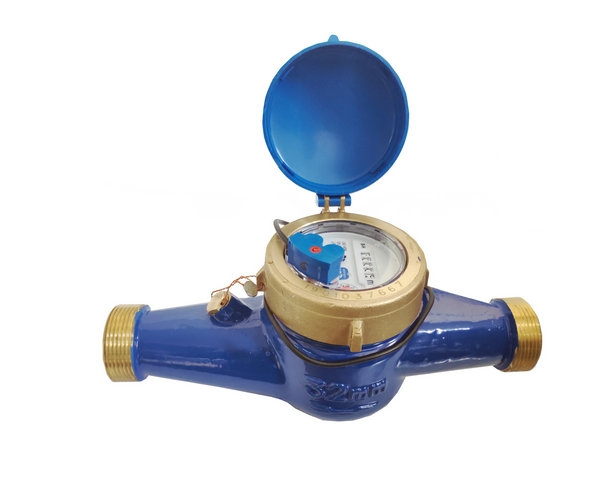 Multi jet Water Meter with reed switch