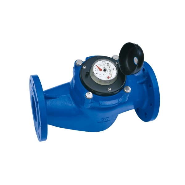 Helix Water meter with M register