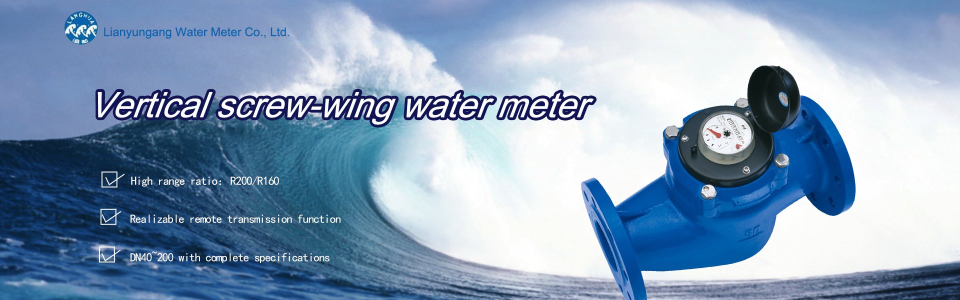 Lianyungang Watermeter Co., Ltd.